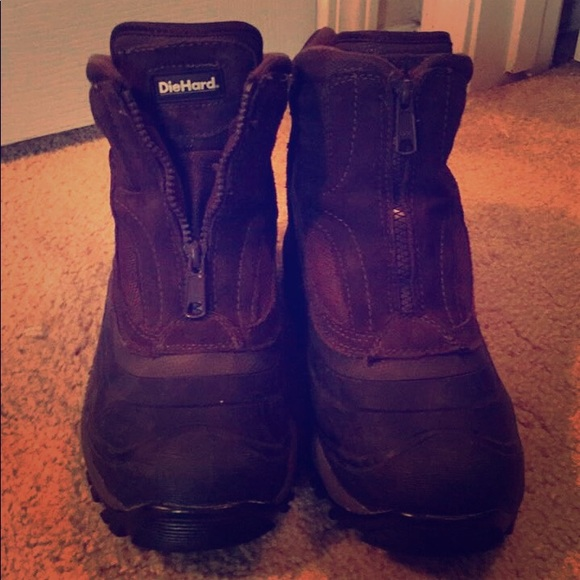 Diehard Shoes Mid Top Waterproof Boots Poshmark